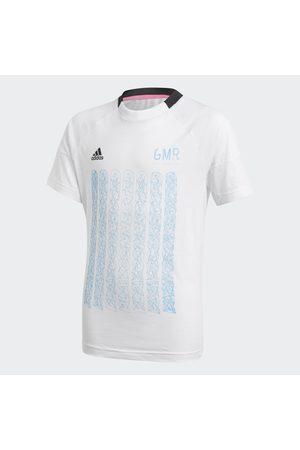 adidas Topy i T-shirty - Gaming Football-Inspired Jersey