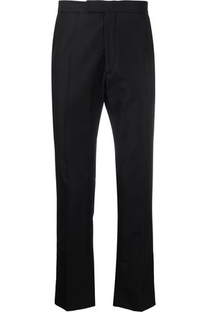 RAF SIMONS Mężczyzna Spodnie eleganckie - Black