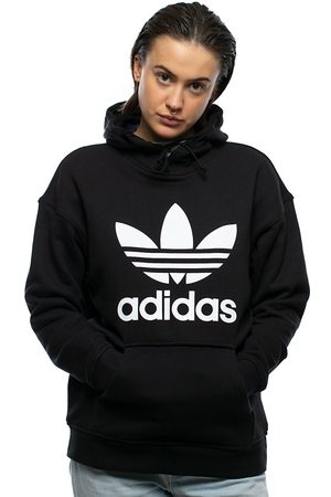 """adidas Adicolor Trefoil Hoodie (FM3307)"""