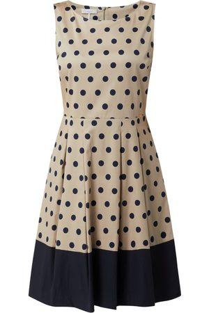 Cinque Sukienka ze wzorem w kropki model 'Estrella'