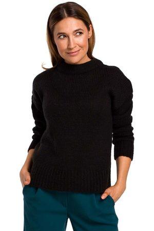 MOE Klasyczny ciepły sweter