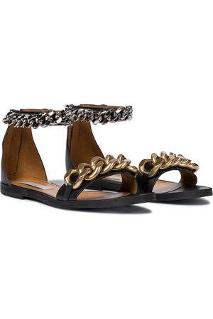 Stella McCartney Kobieta Sandały - Falabella embellished sandals