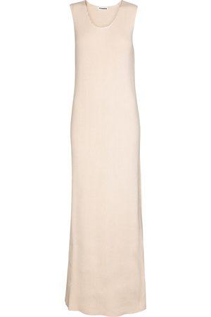 Jil Sander Cotton maxi dress