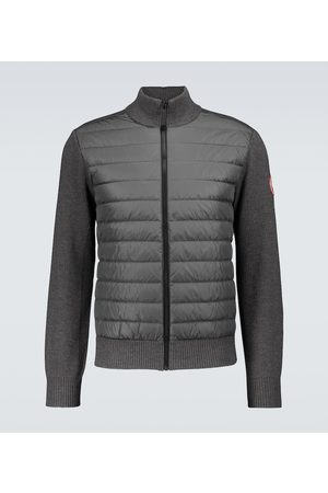 Canada Goose HyBridge knitted jacket