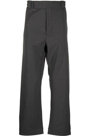 Prada Mężczyzna Spodnie eleganckie - Grey