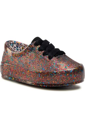 Melissa Sneakersy - mini Street Bb 32978 Black/Glitter 52324