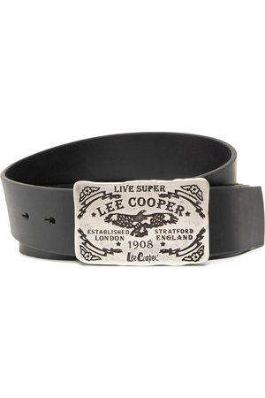 Lee Cooper Mężczyzna Paski - Pasek Męski - LCJ92 Black