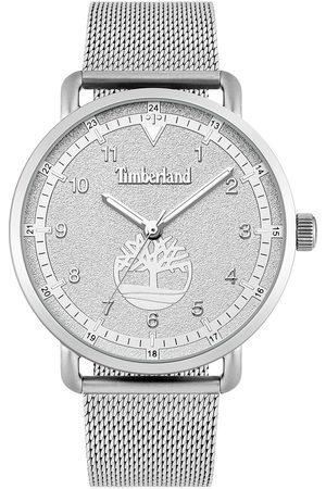 Timberland Mężczyzna Zegarki - Zegarek - Robbinston 15939JS/79MM Silver/Silver
