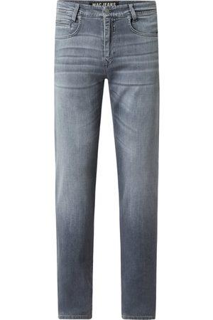 Mac Jeansy o kroju modern fit z dodatkiem streczu model 'Arne'