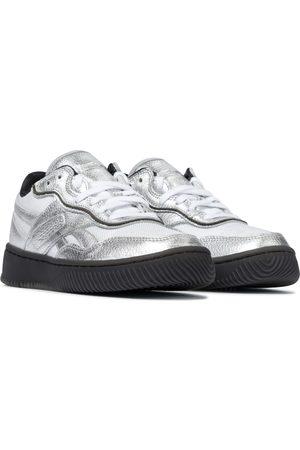 Reebok Dual Court II leather sneakers