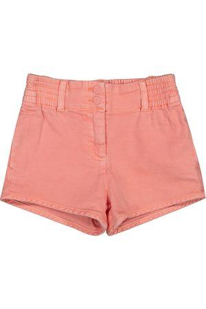 Stella McCartney Dziewczynka Szorty - Denim shorts