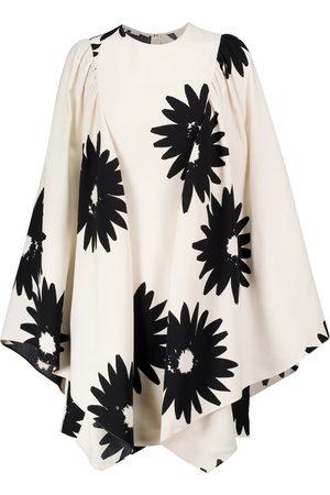 Stella McCartney Kobieta Sukienki z nadrukiem - Luciana floral minidress
