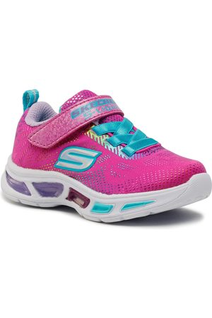 Skechers Sneakersy - Gleam N' Dream 10959N/NPMT Neon/Pink/Multi