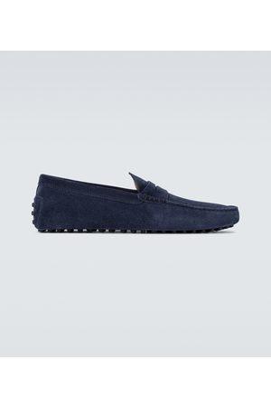Tod's Brogsy i Mokasyny - Nuovo Gommino driving shoes