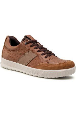 Ecco Sneakersy - Byway 501564 51982 Camel/Coccoa Brown/Navajo Brown