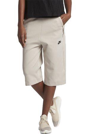 Spodnie - Spodnie Nike NSW Tech Fleece Capri (832648-140)
