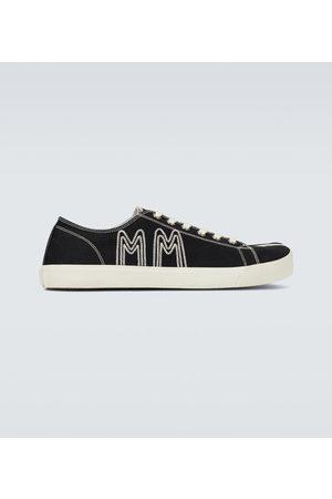 Maison Margiela Low Tabi MM canvas sneakers