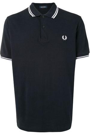 Fred Perry Mężczyzna Koszulki polo - Blue