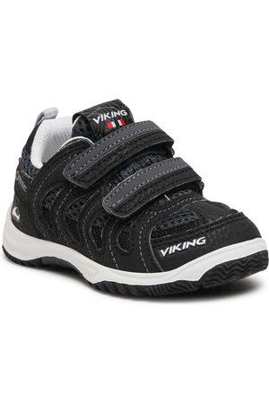 Viking Sneakersy - Cascade II Gtx GORE-TEX 3-46500-203 Blk/Grey