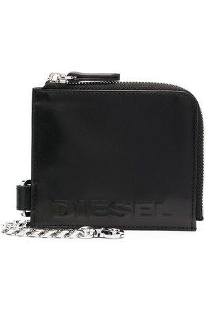 Diesel Mężczyzna Portmonetki i Portfele - Black