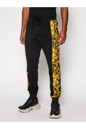 VERSACE Spodnie dresowe A2GWA1F9 Regular Fit