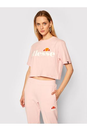 Ellesse T-Shirt Alberta SGS04484 Cropped Fit