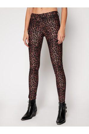 Guess Spodnie materiałowe Sexy Curve W1RAJ3 WDT11 Skinny Fit