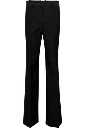 Joseph Morissey wool-blend wide-leg pants