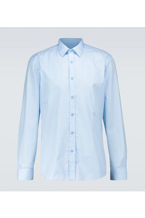 Burberry Mężczyzna Eleganckie - Cotton shirt