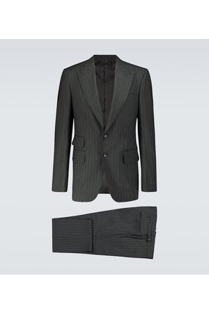 Tom Ford Pinstriped suit