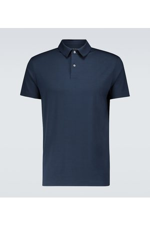 DEREK ROSE Basel polo shirt