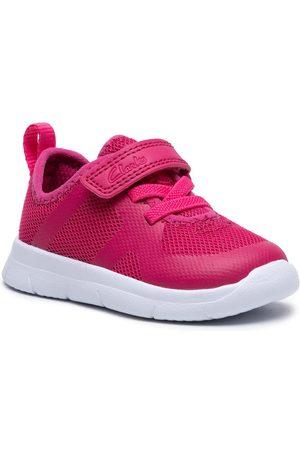 Clarks Sneakersy Arth Flux T 261515586