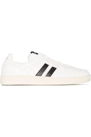 Tom Ford Mężczyzna Sneakersy - White