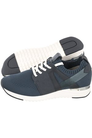 Caprice Kobieta Bluzy - Sneakersy Granatowe 9-23711-26 827 Ocean Knit Com (CP252-a)