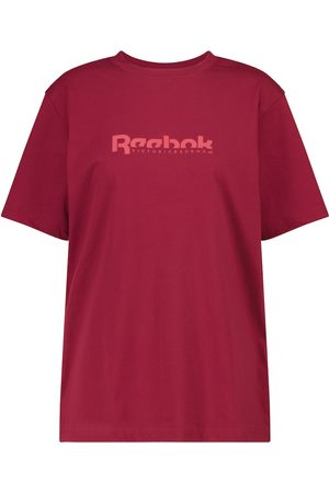 Reebok Logo cotton jersey T-shirt