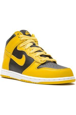 Nike Chłopiec Sneakersy - Yellow