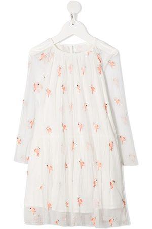 Stella McCartney Kids Dziewczynka Sukienki dzienne - White