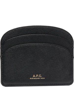 A.P.C. Portmonetki i Portfele - Black