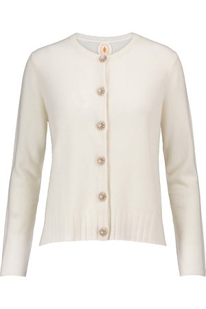 Jardin des Orangers Wool and cashmere cardigan