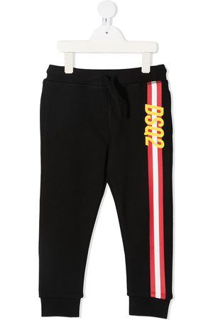 Dsquared2 Kids Chłopiec Spodnie - Black