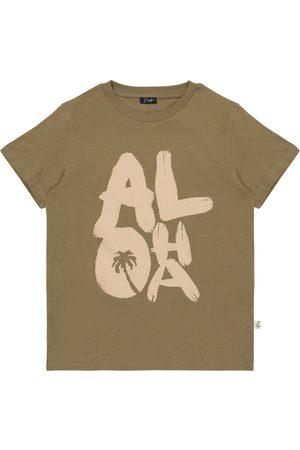 Il gufo Chłopiec Z krótkim rękawem - Cotton T-shirt