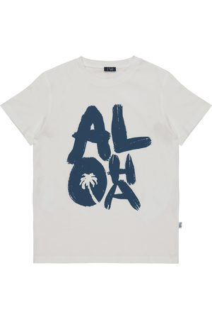 Il gufo Cotton T-shirt