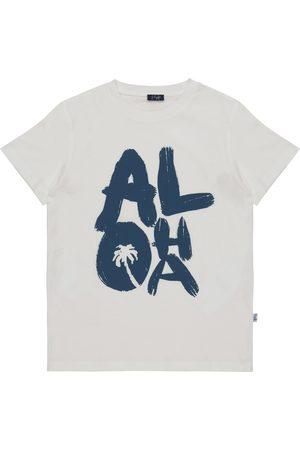Il gufo Dziewczynka Z krótkim rękawem - Cotton T-shirt