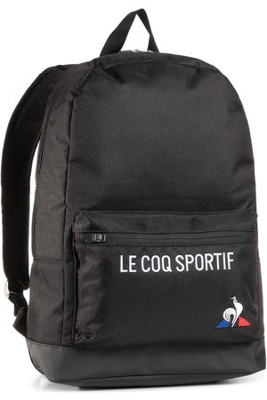 Le Coq Sportif Plecak - Ess Backpack 2011113 Black