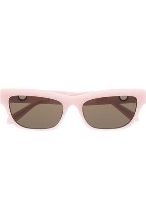 Linda Farrow Okulary przeciwsłoneczne - Pink