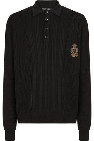 Dolce & Gabbana Mężczyzna Koszulki polo - Black