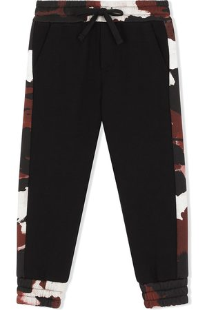 Dolce & Gabbana Chłopiec Spodnie - Black