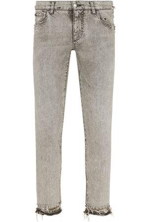 Dolce & Gabbana Mężczyzna Skinny - Grey