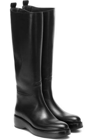 The Row Motorbike leather boots