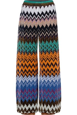 Missoni High rise knit pants
